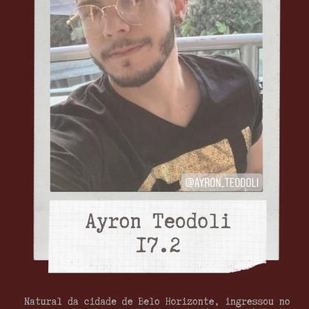 Ayron Breno Lima Teodolino (2017.2)