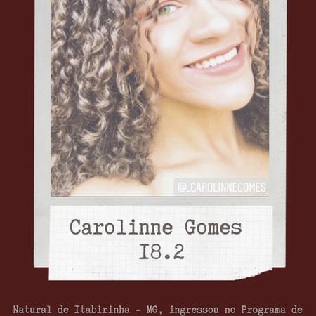 Carolinne Gomes da Costa (2018.2)
